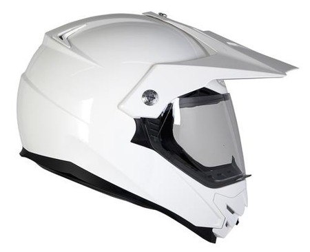KASK OZONE CROSS MXT-01 WHITE