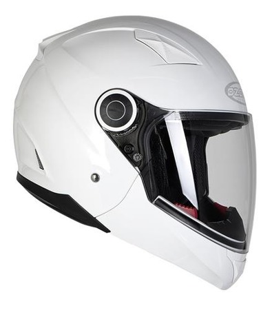 KASK OZONE OPEN FACE CITY-01 WHITE